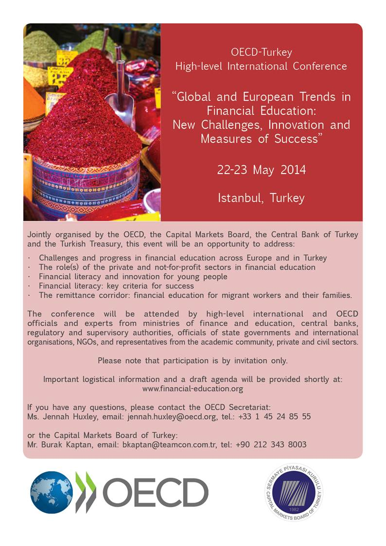 OECD-Turkey High-level International Conference