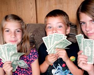consejos educación financiera niños