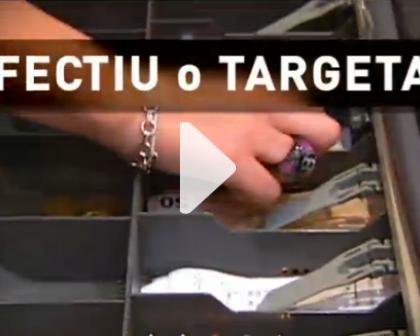 TV3 efectiu targetes